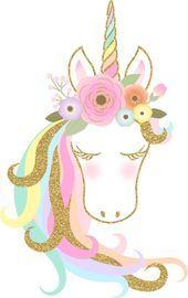 unicorn drawing easy step by step . unicorn drawing easy for kids . Diy Unicorn, Unicorn Bedroom, Unicorn Crafts, Cute Unicorn, Mermaid Bedroom, Watercolor Unicorn, Unicorn Painting, Unicorn Drawing, Unicornios Wallpaper
