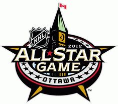 NHL All-Star Game Alt. Language Logo on Chris Creamer's Sports Logos Page - SportsLogos. A virtual museum of sports logos, uniforms and historical items. Nhl Logos, Sports Team Logos, Hockey Logos, Mascot Design, Logo Design, Graphic Design, French Logo, Language Logo, Nhl All Star Game