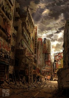 http://www.undermatic.com/diseno/ilustraciones-de-japon-post-apocaliptico/
