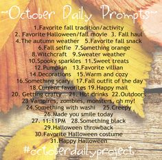 .: October Daily 101: Everything You Need To Know About October Daily & How to Prepare For It
