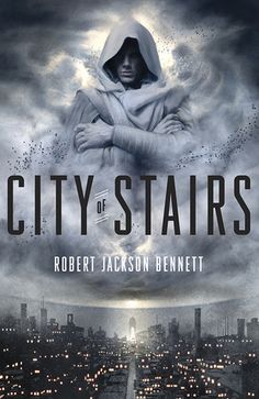 Hey You Gorgeous Thing:  My downfall, courtesy of a gorgeous cover and a slightly guilty conscience:  City of Stairs by Robert Jackson Bennett (seriously, just read this book...I can't keep pinning it!)