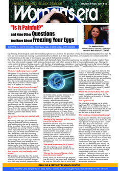 """Do you have questions regarding oocyte / #eggfreezing? Our #Oocyte (Egg) Freezing Specialist, #IVFSpecialist, #Gynaecologist and Advanced Fertility/ #IVFConsultant, Dr. Aastha Gupta has answered all your queries in her recent interview with the Woman's era.  To know more about """"Egg Freezing"""" visit"""