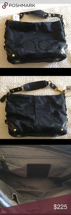 Coach purse Black Coach Purse New Coach Bags Shoulder Bags