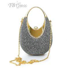 Attractive Colorful Yarn Butyl Evening/Wedding Handbag