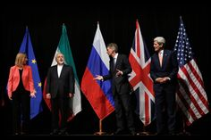 Iran Nuclear Agreement Hailed as Important Step in Non-Proliferation
