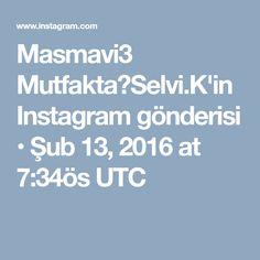 Masmavi3 Mutfakta🔘Selvi.K'in Instagram gönderisi • Şub 13, 2016 at 7:34ös UTC