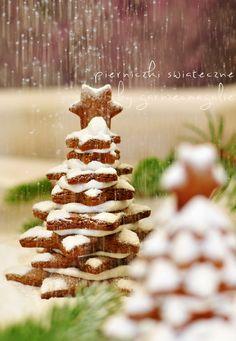 Od Świąt dzieli nas już tylko parę tygodni. To doskonały czas, aby pomyśleć o świątecznych piernikach, które upieczone teraz poleżą p...