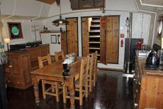Great barge flooring