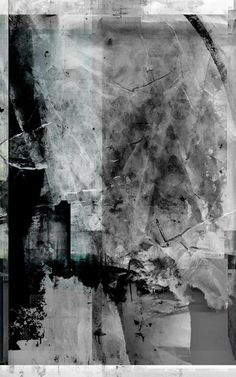 "Thomas Prinz, ""G2"", archival pigment on paper"