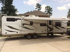 Check out this 2012 Forest River Rockwood Ultra Lite 8317 listing in SPRING, TX 77386 on RVtrader.com. It is a  Travel Trailer and is for sale at $23900.