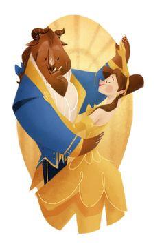 This Artist Illustrated Every Single Animated Disney Movie