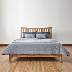디어 A형 침대