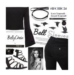 """B&W"" by yahav8-2002 ❤ liked on Polyvore featuring Bardot, Miss Selfridge, STELLA McCARTNEY, Jayson Home, Fallon, Fujifilm, Topshop, Balmain, Myne and NARS Cosmetics"