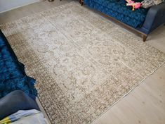 Small Area Rugs, Large Rugs, Extra Long Runner Rug, Eclectic Rugs, Rustic Style, Rugs On Carpet, Handmade Rugs, Wool Rug, 1 Feet