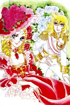 Feh Yes Vintage Manga   Ikeda Riyoko * Google for Pinterest pals1500 free paper dolls at Arielle Gabriels The International Paper Doll Society also Google free paper dolls at The China Adventures of Arielle Gabriel *