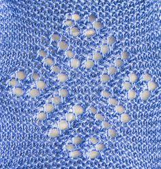 В мастер-классе подробно рассмотрен элемент глухотинка (ягодка), который используется для создания узоров при вязании оренбургского пухового платка.