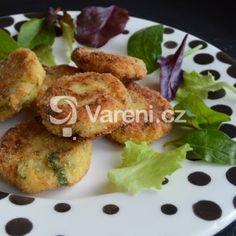Fotografie receptu: Nadýchané květákové karbanátky French Toast, Chicken, Meat, Breakfast, Food, Morning Coffee, Essen, Meals, Yemek