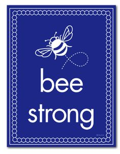 bee strong - golden rule I try ! Don't always do the best job Bee Quotes, Buzz Bee, I Love Bees, Bee Skep, Bee In My Bonnet, Bee Art, Bee Theme, Bee Happy, Save The Bees