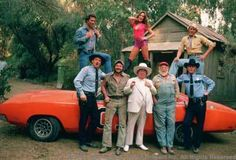Dukes of Hazzard TV Show | It is Dukes Of Hazzard Day! The popular TV series premiered this day ...