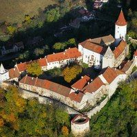 Royal castle Krivoklat. Visit the castle and also amazing excursion in the glasswork. Book now on our website !
