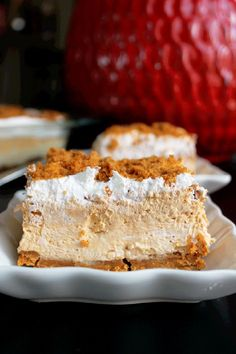 I couldn't wait to share this recipe with you. This is the ultimate must make holiday dessert that requires…NO BAKING!!!! Yes folks, cut that oven off and make this No Bake Pumpkin Cheesecake Lasagna. I've never met a person who doesn't love cheesecake. If you're out there, it's time you rethink your cheesecake issues. This …