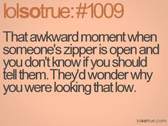 how to tell if someone is uncomfortable and awkward