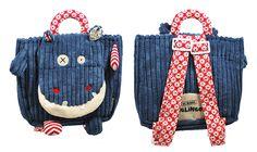 Les Déglingos - School bag
