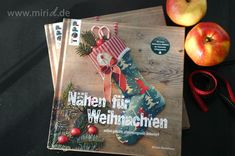 "Buchcover ""Nähen für Weihnachten"" (TOPP 6414) / book cover ""sewing for Christmas"""