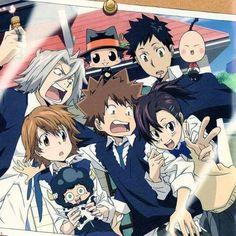 Vongola family | Katekyo Hitman Reborn #anime