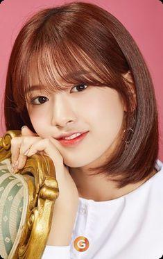 Kpop Girl Groups, Kpop Girls, Yu Jin, Japanese Girl Group, Kim Min, Blackpink Lisa, The Wiz, Girl Crushes, Girl Hairstyles