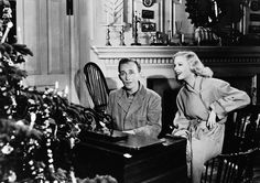 """""""Holiday Inn"""" (1942) is the movie in which the song """"White Christmas"""" was introduced by Irving Berlin. Starring Bing Crosby, Fred Astaire, Marjorie Reynolds."""