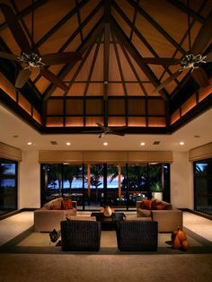 Tropical tree house designs