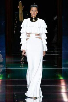 Balmain 2016 spring summer collectin , baain new collectin , pfw16 , paris fashion week