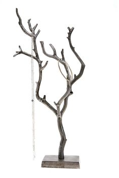 Little Birch Jewelry Stand. I want my small space to be AWESOME. I entered the #UrbanOutfitters Pin A Room, Win A Room Sweepstakes! #smallspace