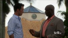 "Burn Notice 4x12 ""Guilty as Charged"""