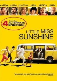 Little Miss Sunshine shows some of the paperwork involved with death, transporting a body in your own vehicle (illegally) and how prearranged funeral plans can be transferred to other funeral homes