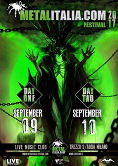 EVENTS: METALITALIA.COM FESTIVAL 2017 [9/9 & 10/09]