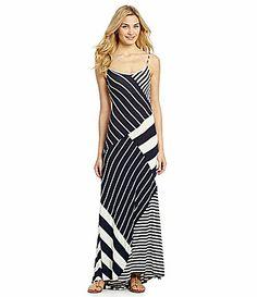 Elan Bohemian Paisley Maxi Dress #Dillards | The Style of Summer ...