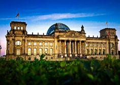 """Berlin Marathon. Berlin Marathon. """"Reichstag, Berlin, Germany"""""""