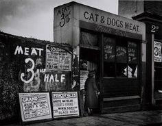 Another London: Bishopsgate  Road, Paddington, London, 1934. Photograph: Wolfgang Suschitzky  Great image!