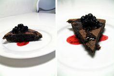 Bezlepkové Brno: Pudinkový koláč s borůvkami