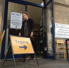 From a coffee shop in London to a dairy producer in Queens, we take a look at how businesses go vegan and succeed.