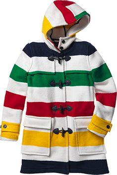 Strathcona Duffle Coat