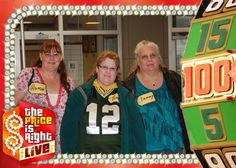 The Price is Right!!!! Come on dowwwwwwn! at Duluth DECC