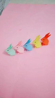 Cool Paper Crafts, Paper Crafts Origami, Diy Paper, Paper Art, Paper Folding Crafts, Diy Crafts Hacks, Diy Crafts For Gifts, Creative Crafts, Diy Crafts Videos