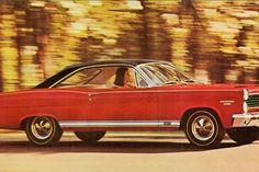 1967 Mercury Cyclone