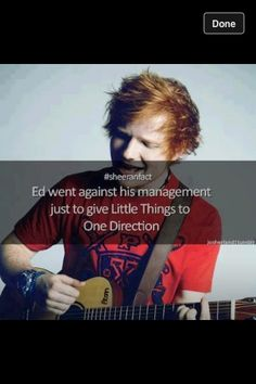 Thanks Ed. <3