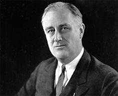 Biografia de Franklin Delano Roosevelt