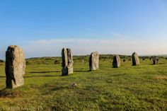 The Hurlers on Bodmn Moor