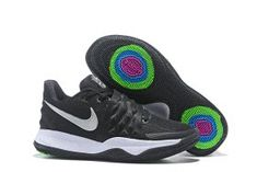 huge selection of 2cd82 5dfd4 Nike Kyrie 4 Low Black Metallic Silver AO8979-003 Men s Basketball Shoes  Irving Sneakers AO8979-003